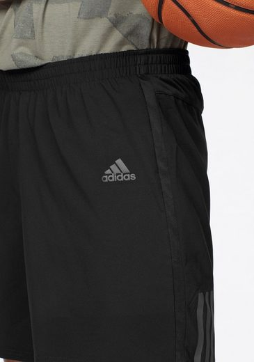 adidas Performance Laufshorts RESPONSE SHORT MEN, mit reflektierenden Drucken