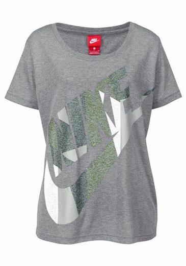 Nike Sportswear Rundhalsshirt WOMEN NSW TEE SKYSCRAPER