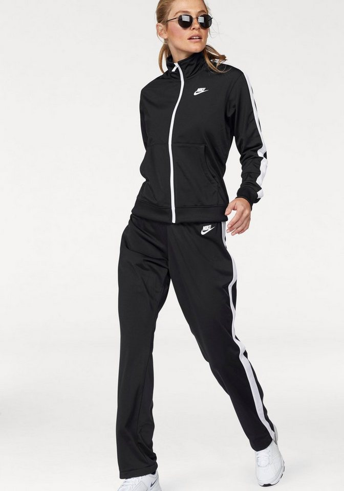 nike sportswear trainingsanzug women nsw track suit pk oh online kaufen otto. Black Bedroom Furniture Sets. Home Design Ideas