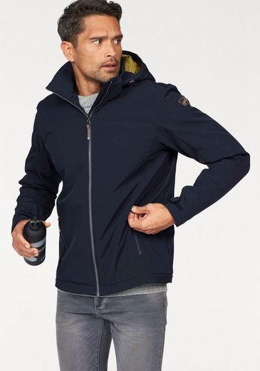 Icepeak Functional Jacket Tobias, - With Waterproof Outer Material