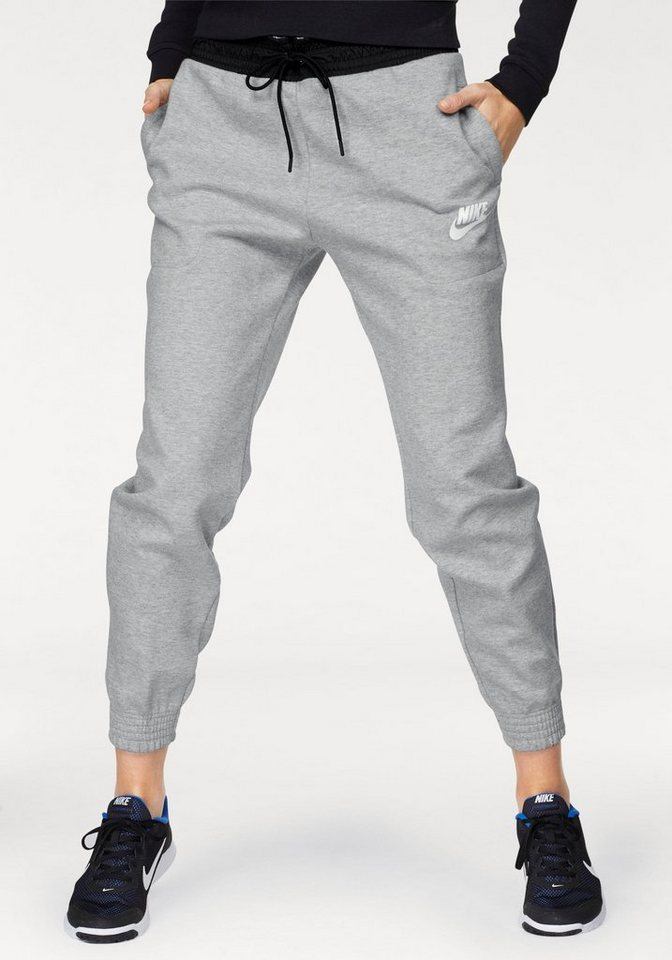 nike sportswear jogginghose women nsw av15 pant flc online kaufen otto. Black Bedroom Furniture Sets. Home Design Ideas