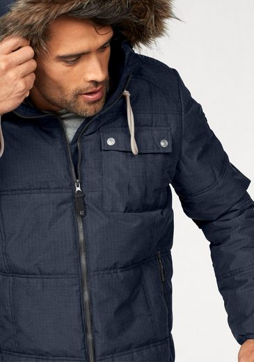 Killtec Functional Jacket Erlandur, With Waterproof Outer Material