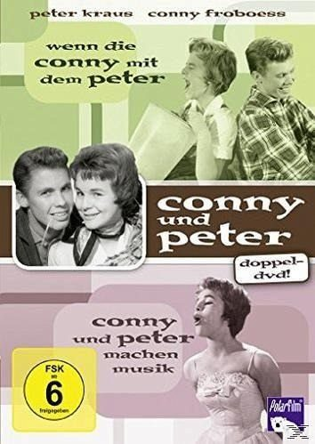DVD »Conny & Peter - 2 Disc DVD«