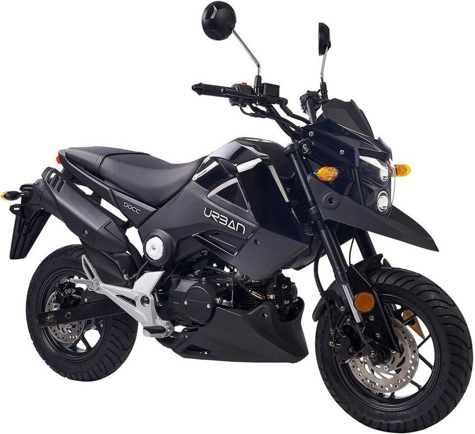 Urban Motorrad 50 Ccm 45 Km H M3 Kaufen Otto
