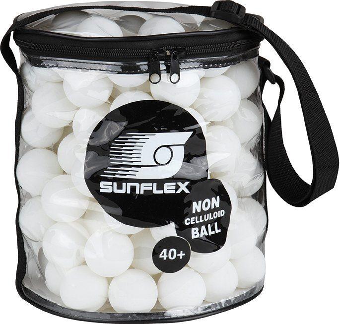 Tischtennis-Bälle, SUNFLEX (144 Stck.)