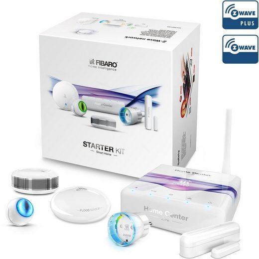 Fibaro Smart Home Zubehör »Starter Kit GEN5- Z-Wave«