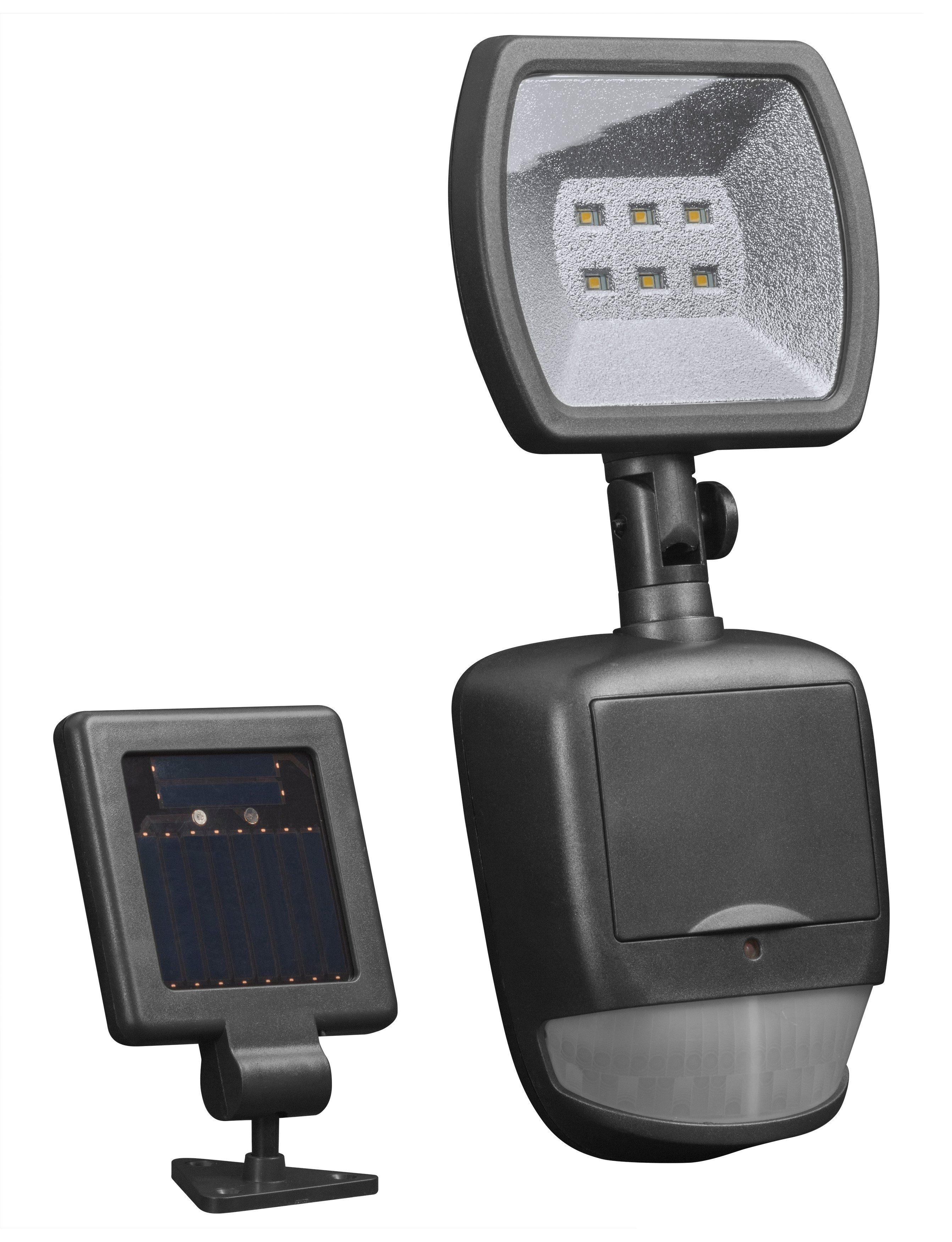 Duracell LED Solar Sicherheitslicht mit Bewegungsmelder 120 Lumen »SL001BKBDU 120 Lumen«