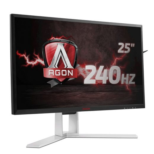 AOC AGON AG251FZ Gaming-LED-Monitor (1920 x 1080 Pixel, Full HD, 1 ms Reaktionszeit, 240 Hz)