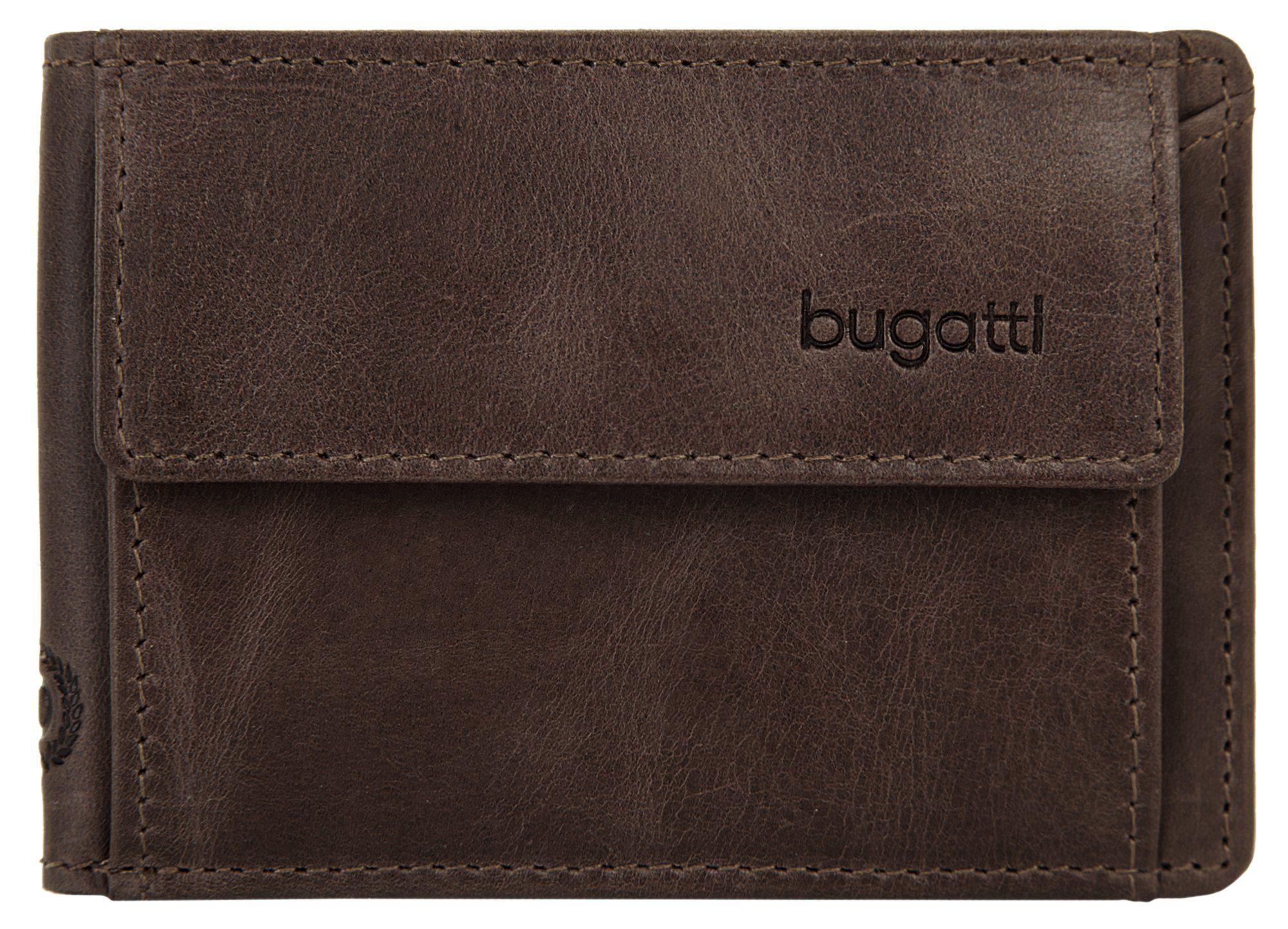 Bugatti Leder Mini Geldbörse »Volo«