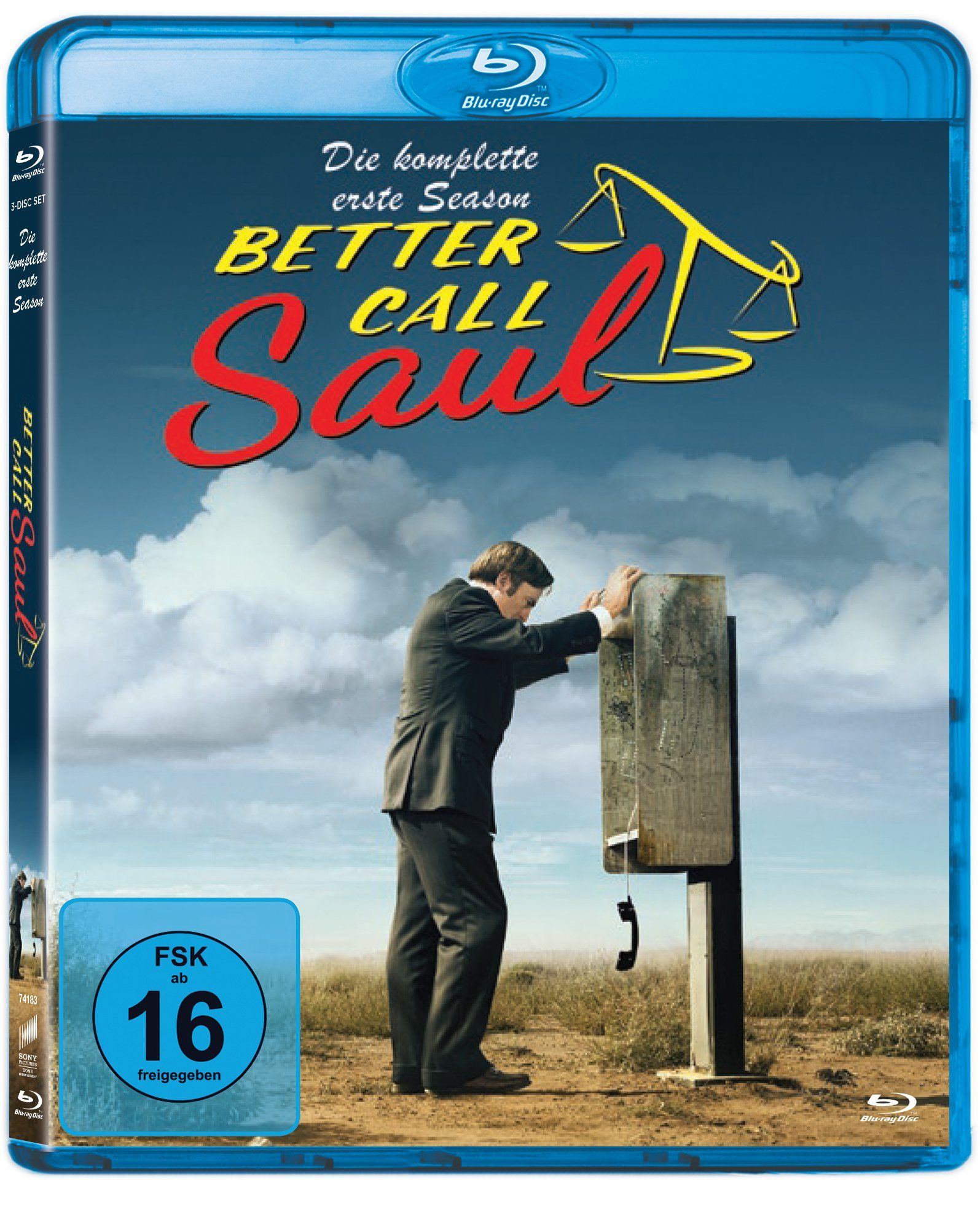 Sony Pictures Blu-ray »Better Call Saul Staffel 1«