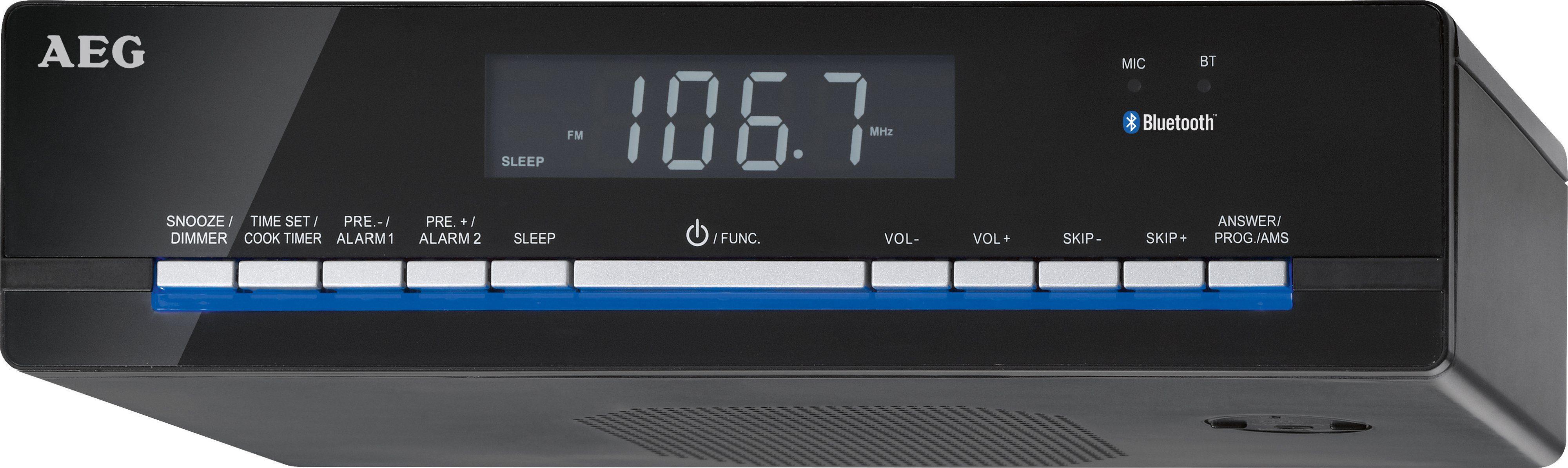 AEG Küchenradio mit Bluetooth & Einschlafautomatik »KRC 4361 BT«