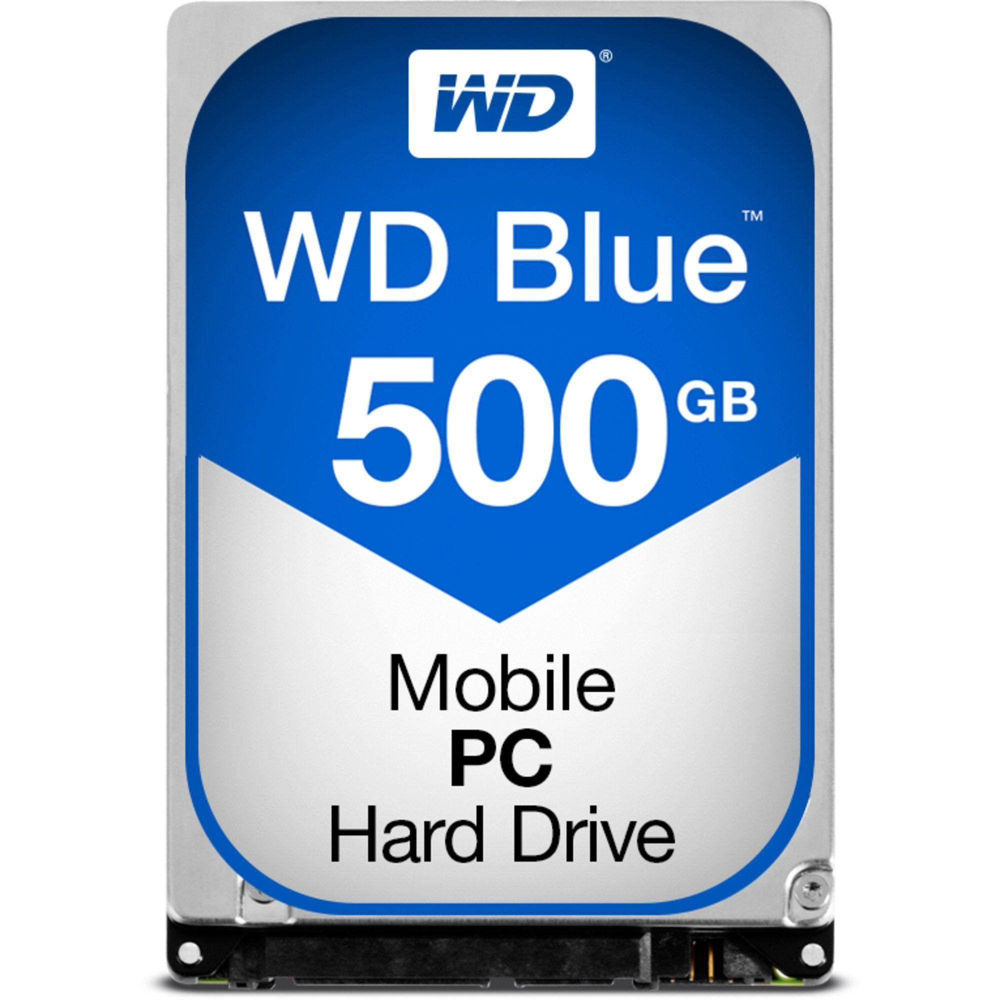 Western Digital Festplatte »WD5000LPCX 500 GB«