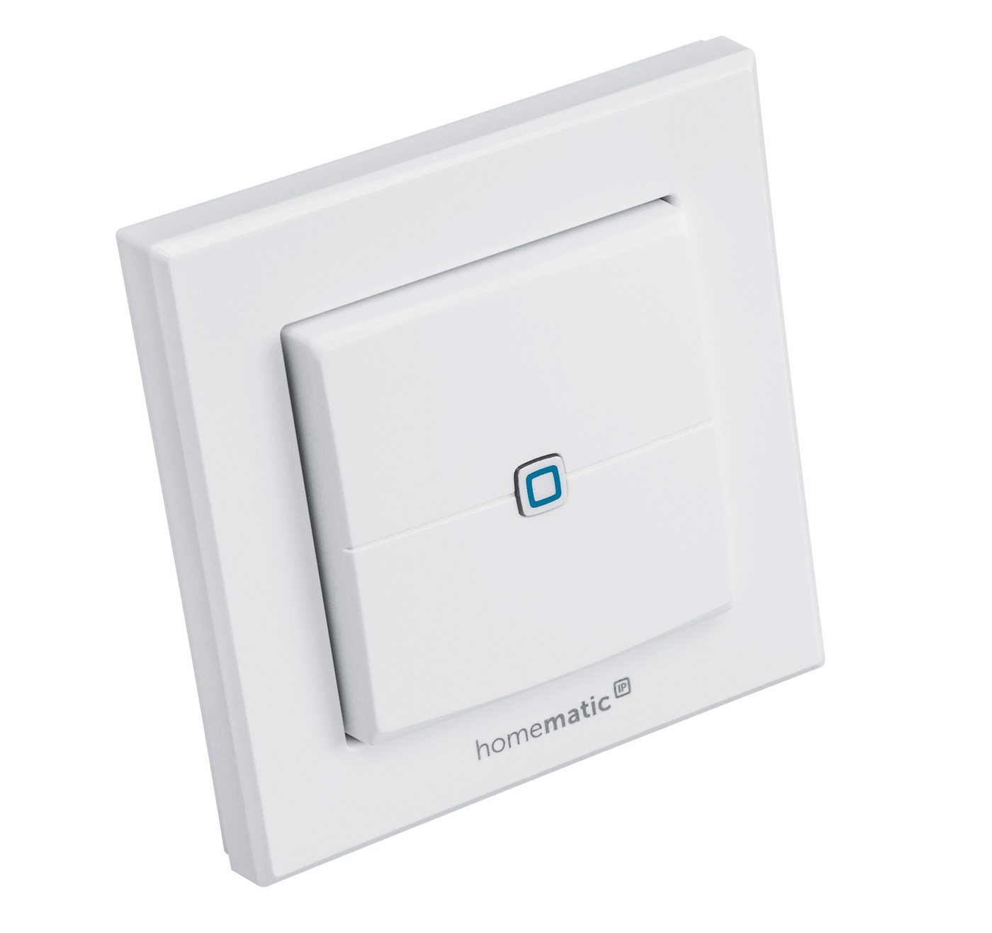 Homematic IP Smart Home - Energie & Komfort »Wandtaster 2-fach - HmIP-WRC2«