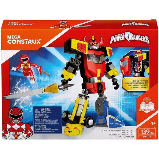 Mattel® Mega Construx PR Mighty Morphin Megazord