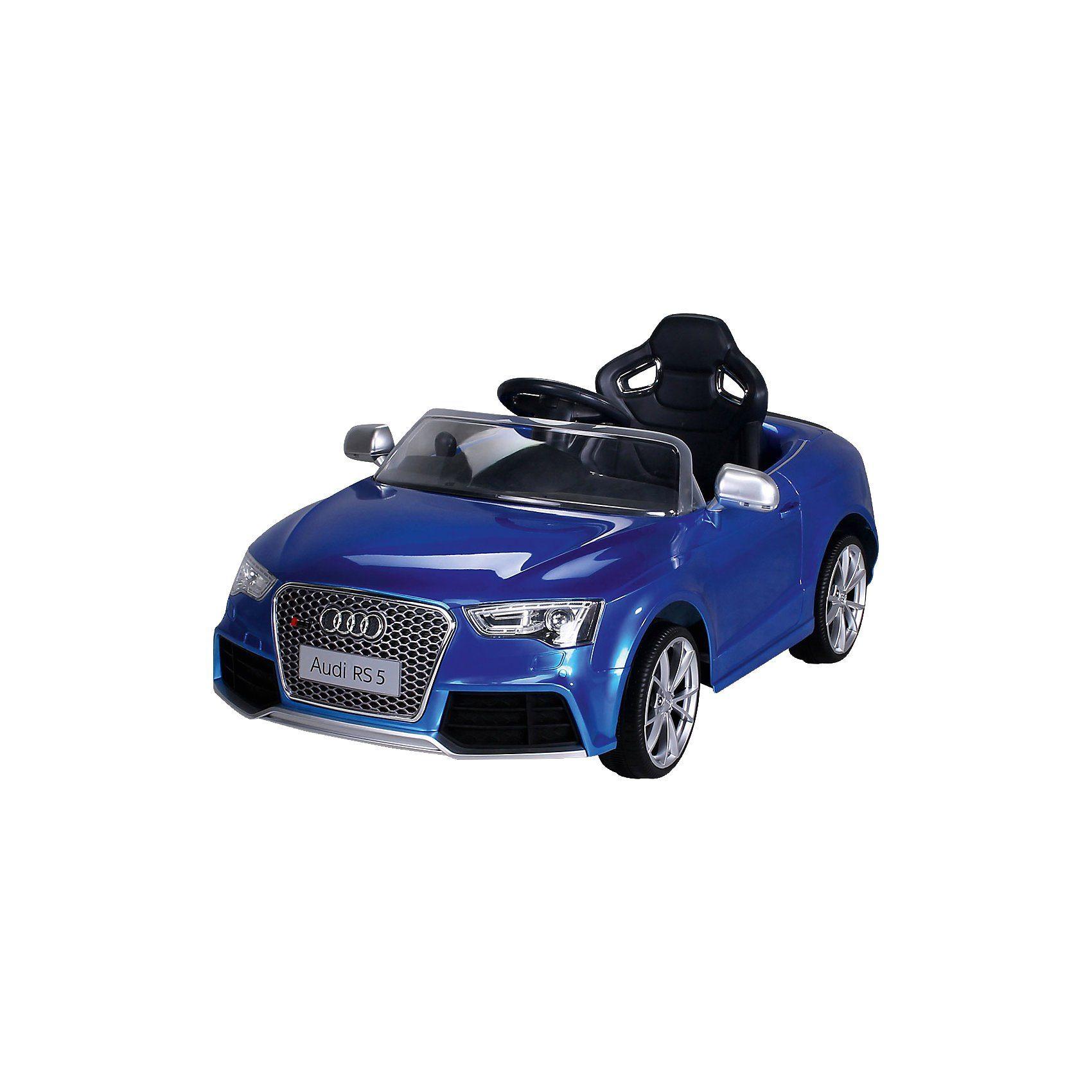 Kinder Elektroauto Audi RS5 Lizenziert, blau
