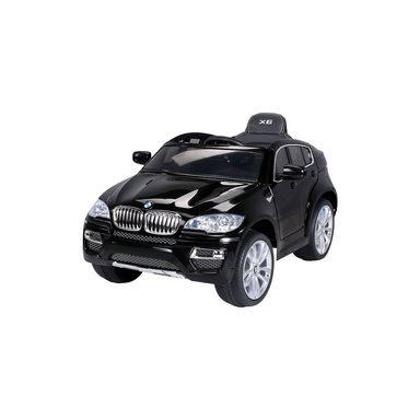 miweba kinder elektroauto bmw x6 lizenziert schwarz. Black Bedroom Furniture Sets. Home Design Ideas