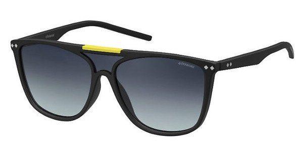 Polaroid Sonnenbrille » PLD 6024/S«, grau, TJD/JB - grau/ silber