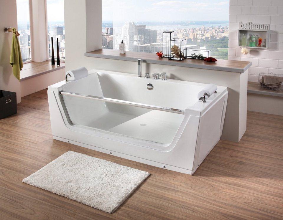 rechteckwanne sun b t h in cm 175 86 60 kaufen otto. Black Bedroom Furniture Sets. Home Design Ideas