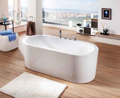 Badewanne online kaufen » Eckbadewanne & mehr | OTTO | {Badewanne 2 personen maße 93}