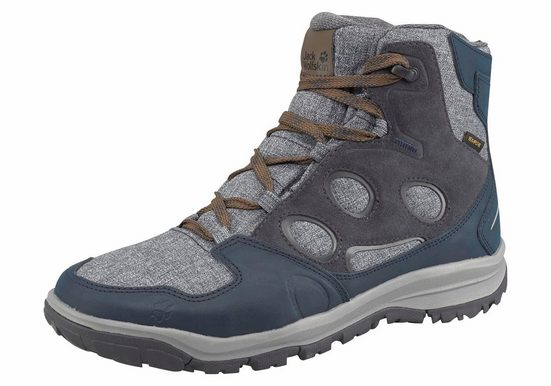 Jack Wolfskin Vancouver Texapore Mid M Outdoorschuh