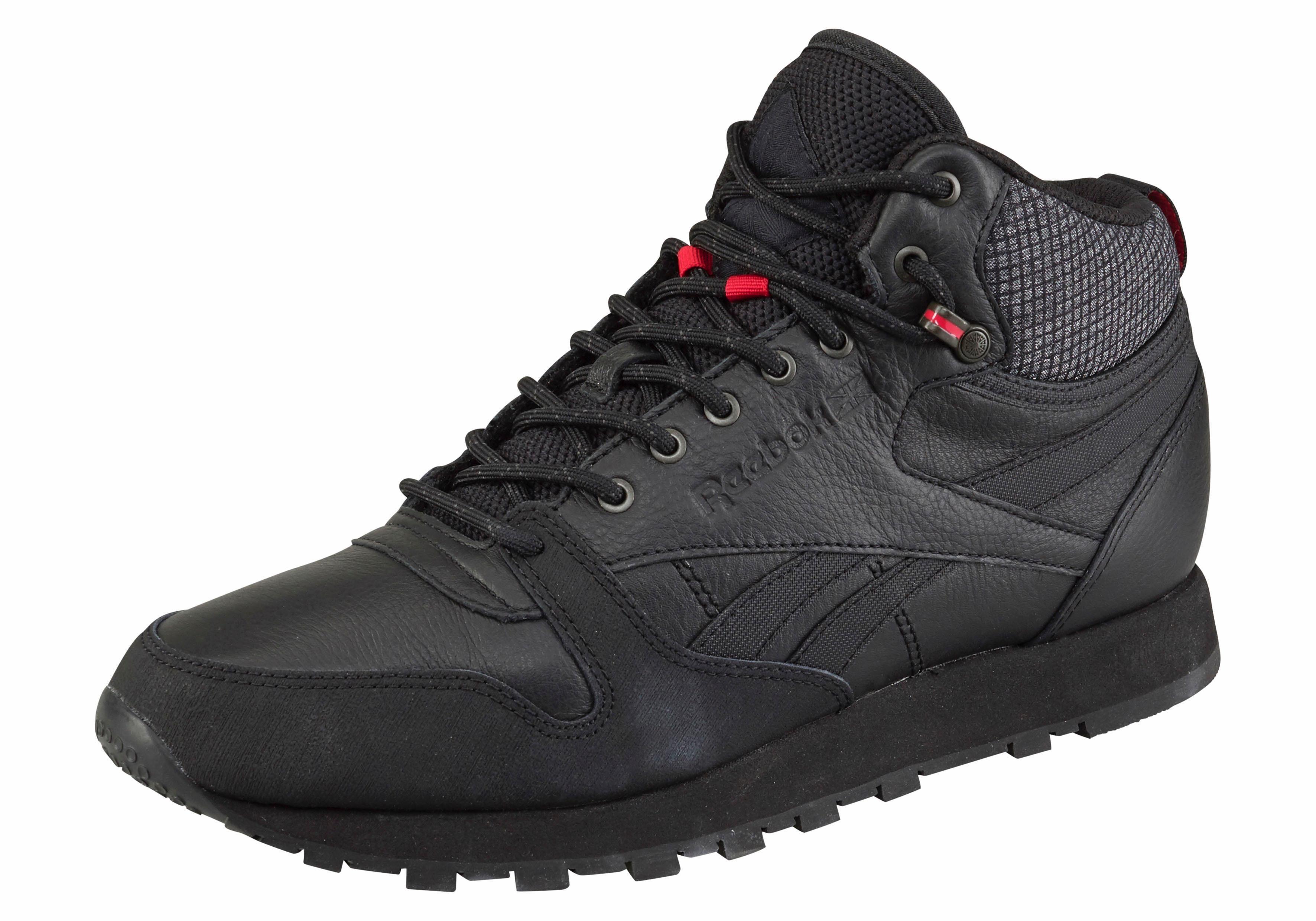 Reebok Classic Classic Leather Mid TWD Sneaker, winterlich online kaufen  schwarz