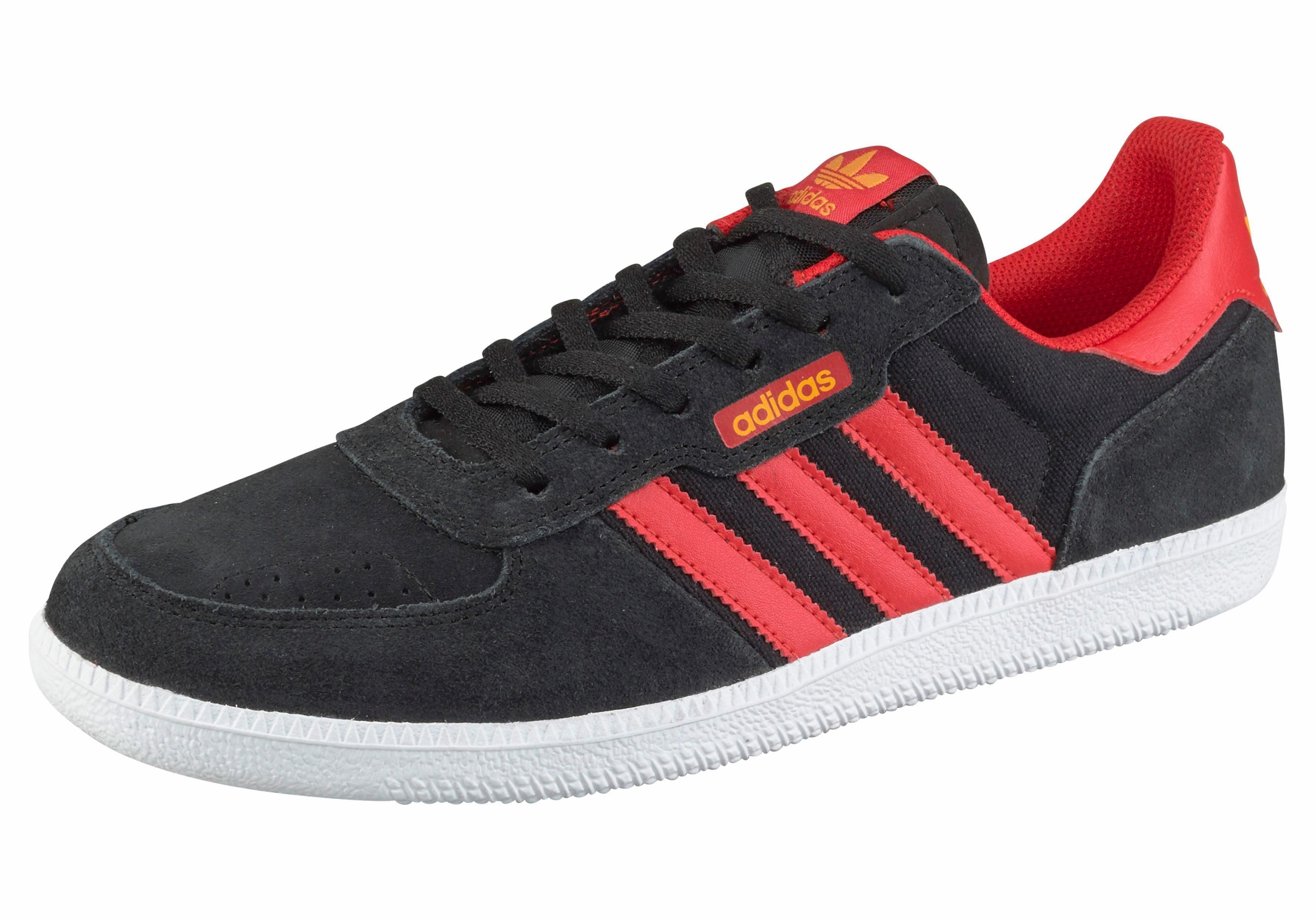 adidas Originals Leonero Sneaker online kaufen  schwarz-rot