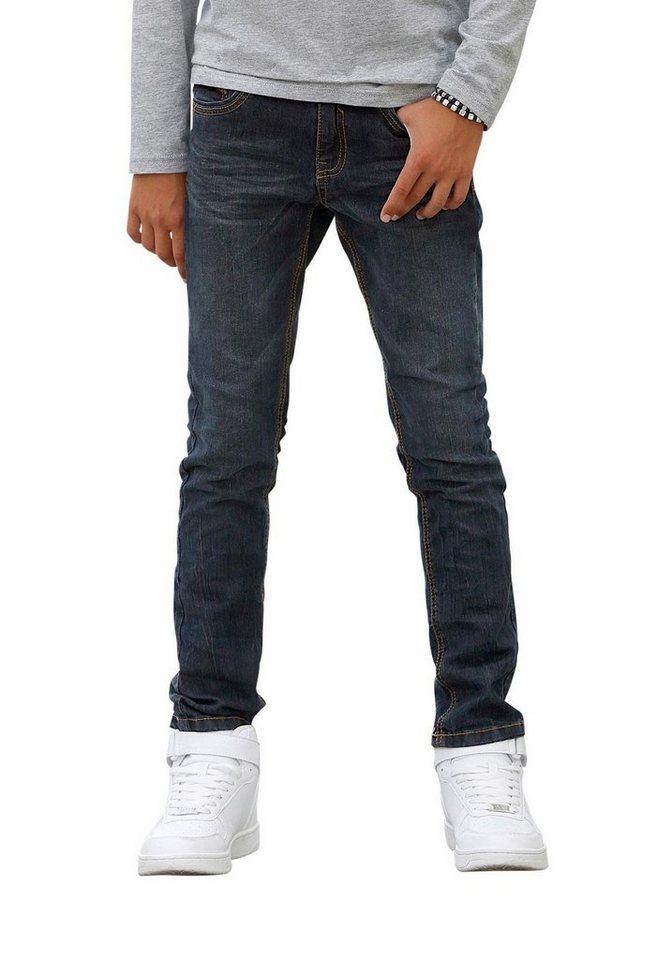s oliver red label junior stretch jeans in slim passform. Black Bedroom Furniture Sets. Home Design Ideas