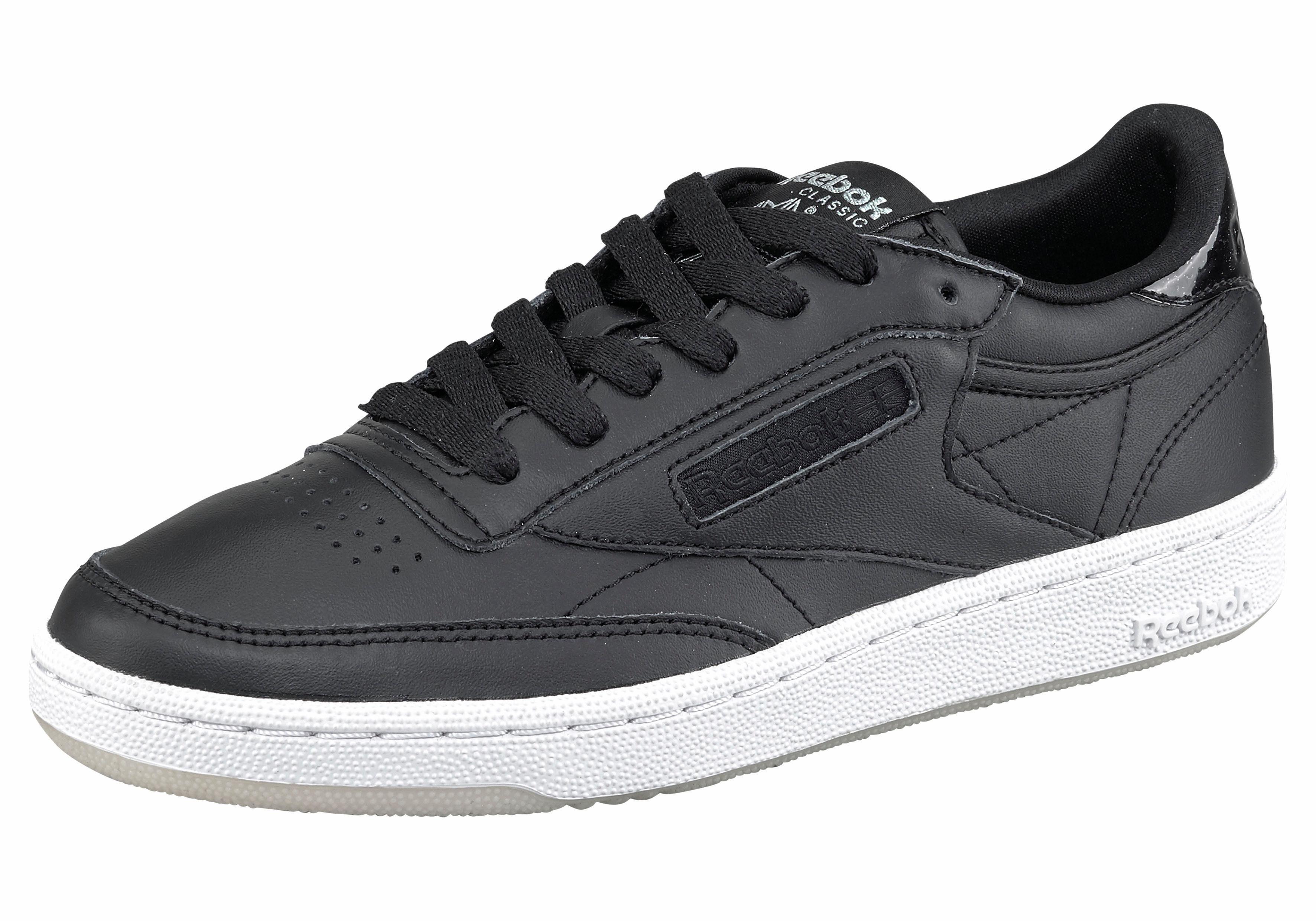 Reebok Classic Club C 85 Leather Sneaker kaufen  schwarz