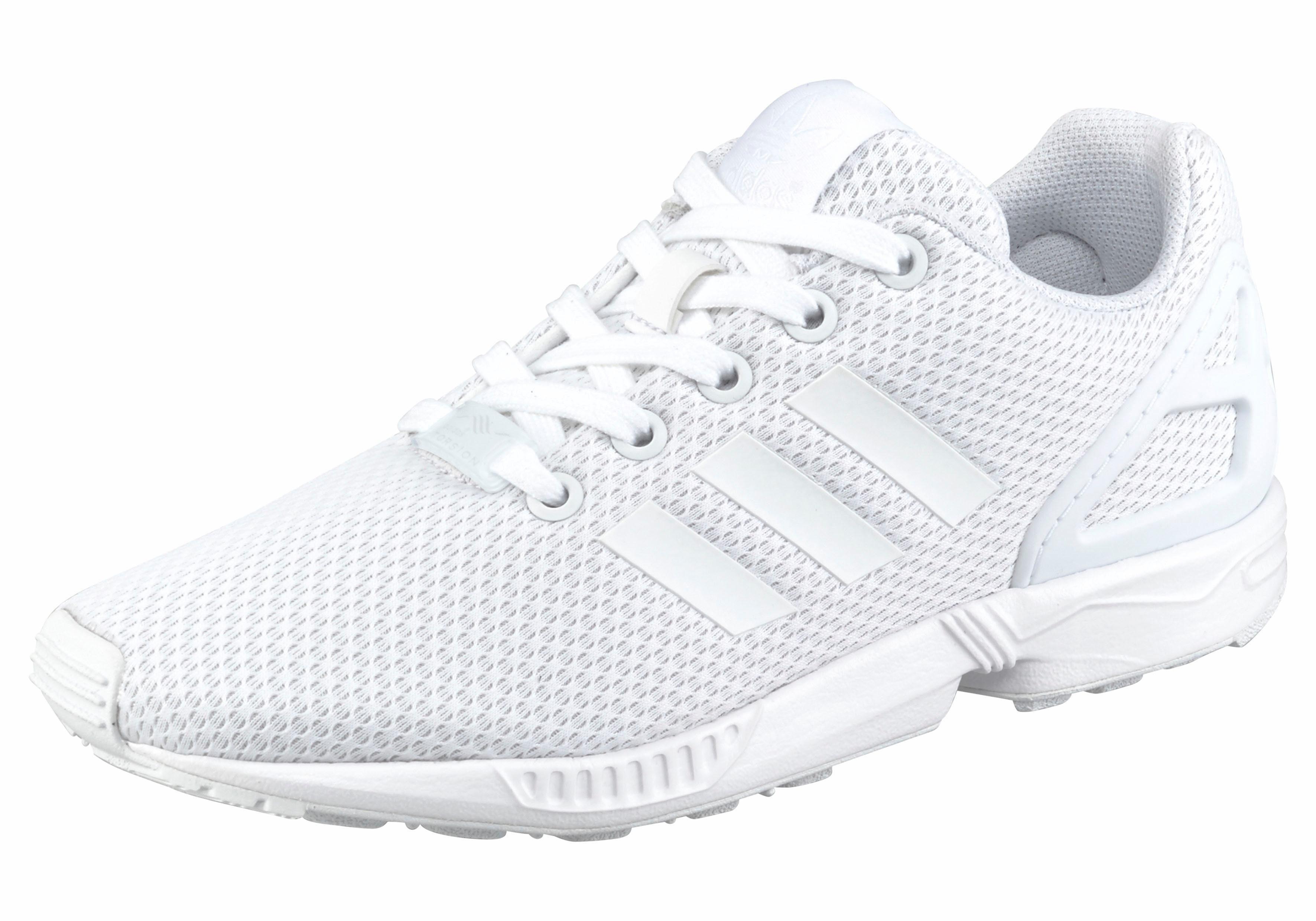 adidas Originals ZX Flux Junior Sneaker kaufen  weiß