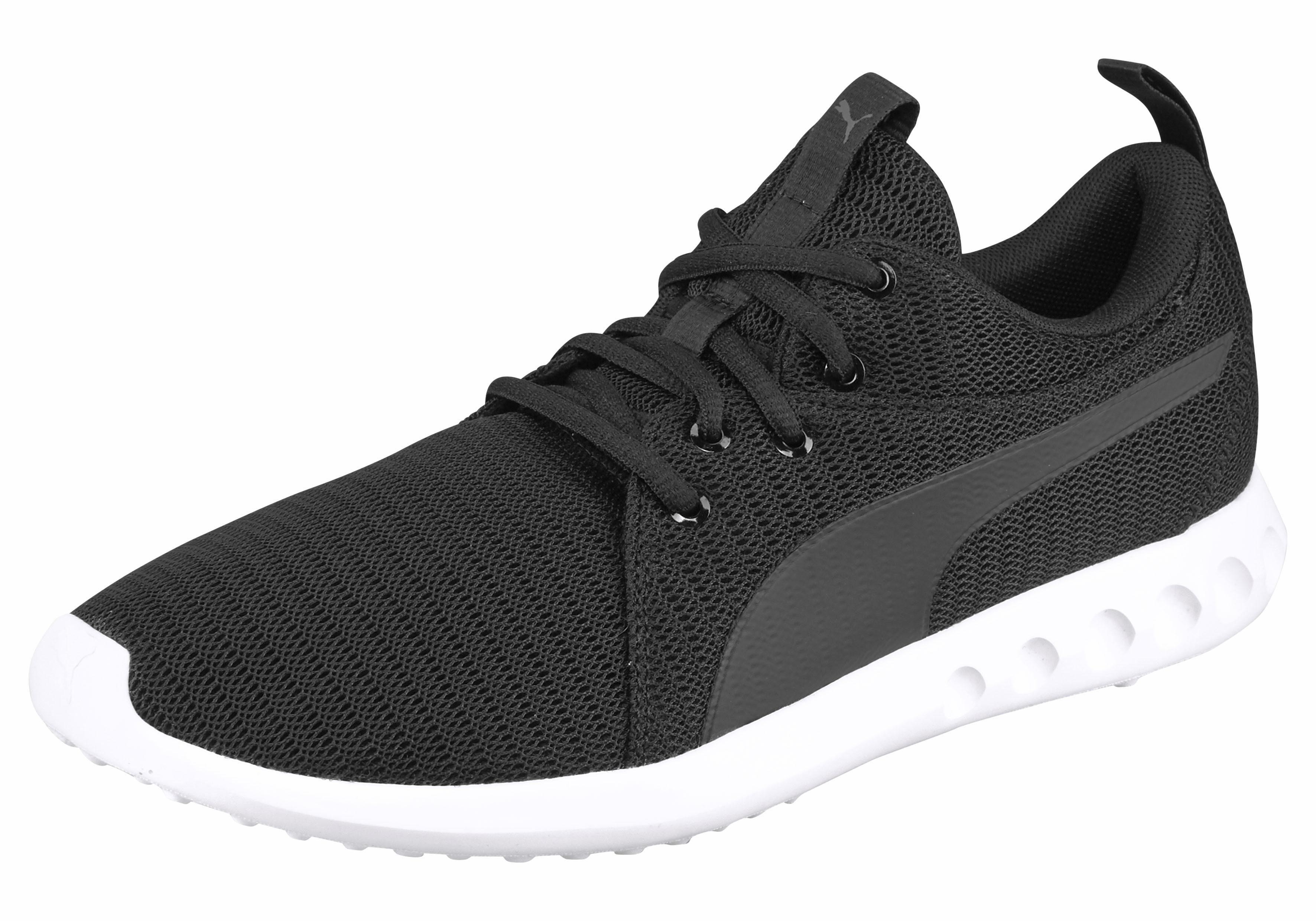 Das neue Herren Schuhe PUMA Laufschuh Carson 2 schwarz