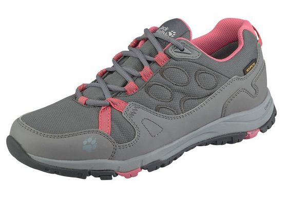 Jack Wolfskin Activate Texapore Low W Outdoorschuh