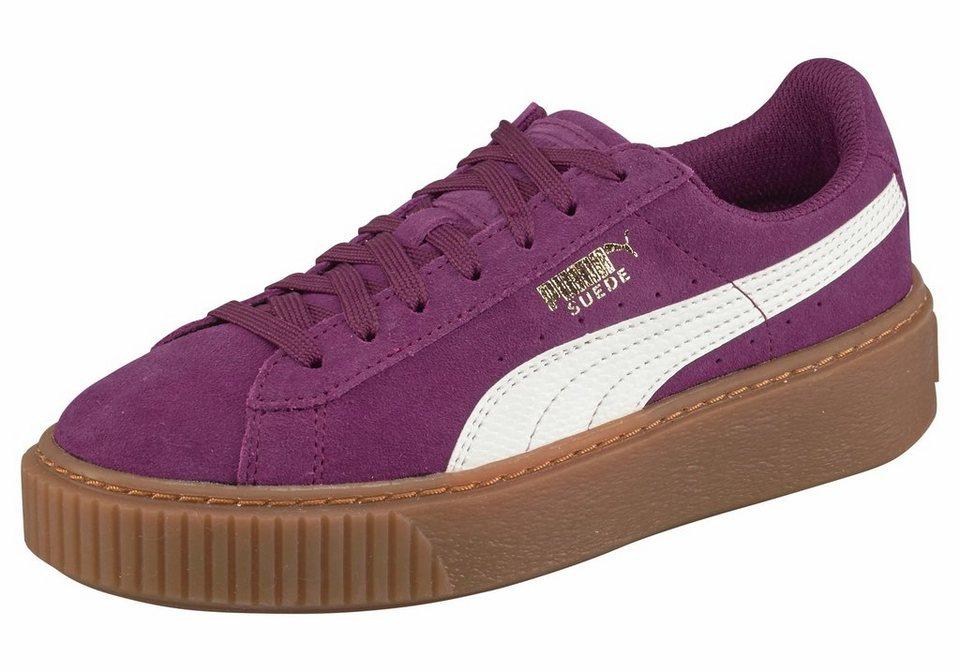 PUMA »Suede Platform SNK« Sneaker online kaufen   OTTO a6990536d7