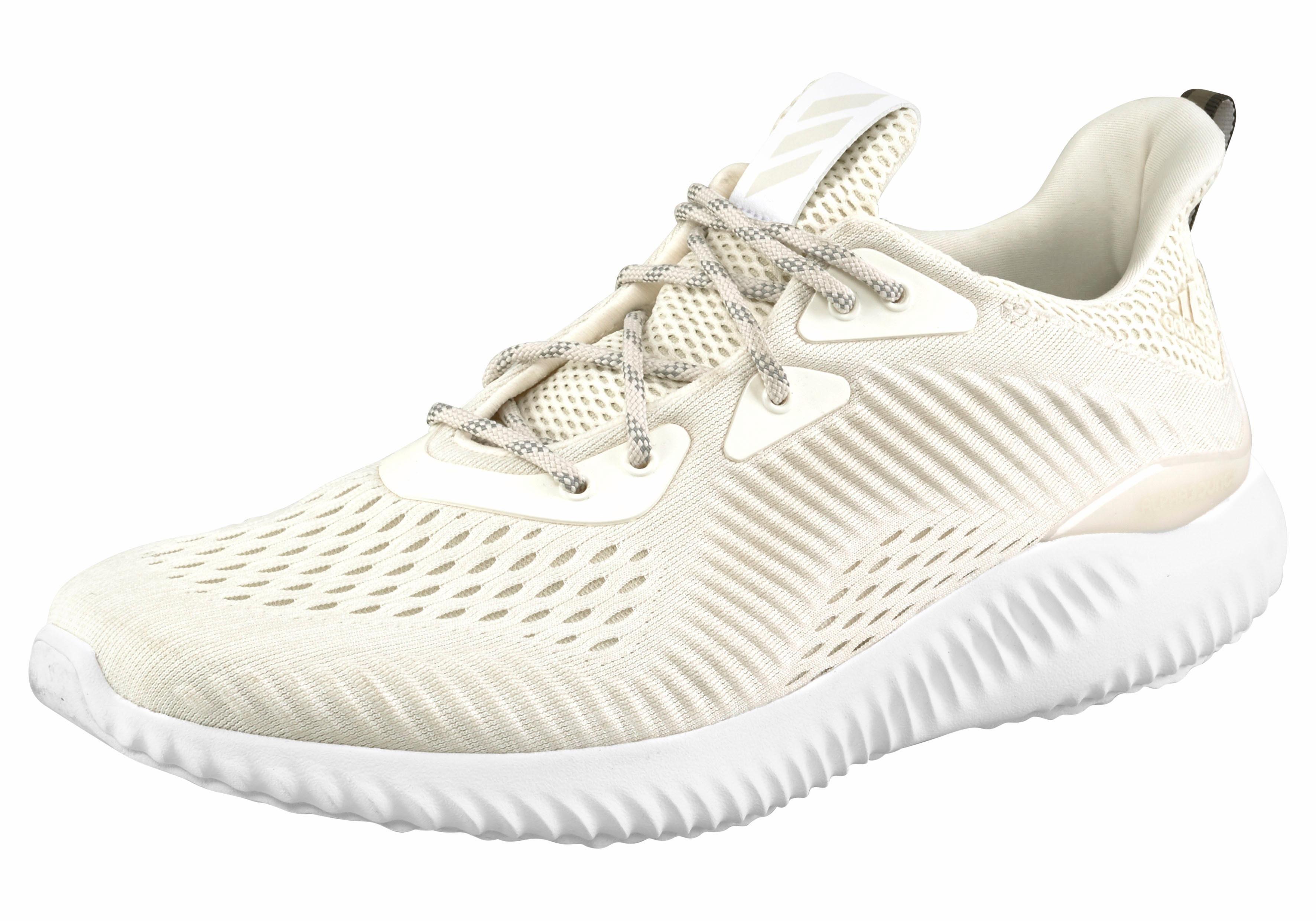 adidas Performance Alphabounce EM M Sneaker  creme