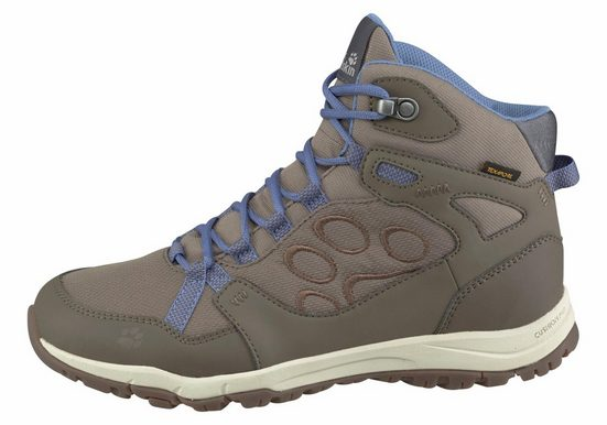 Jack Wolfskin Activate Texapore Mid W Outdoorschuh