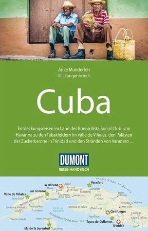 Broschiertes Buch »DuMont Reise-Handbuch Reiseführer Cuba«