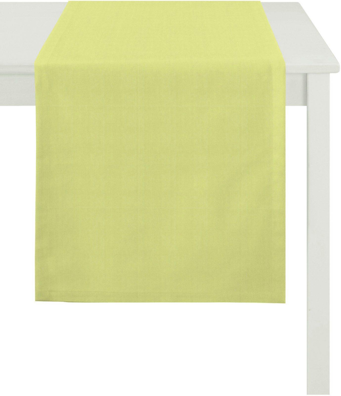 Apelt Tischläufer, »3944 UNI BASIC« - broschei