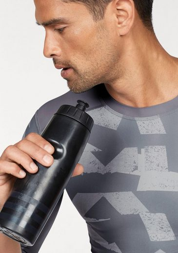 adidas Performance Funktionsshirt TECHFIT CHILL SHORT SLEEVE TEE PRINT