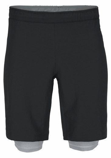 adidas Performance Funktionsshorts CRAZYTRAIN 2IN1