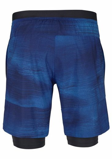 adidas Performance Funktionsshorts SPEEDBREAKER CLIMACOOL 2IN1 GFX