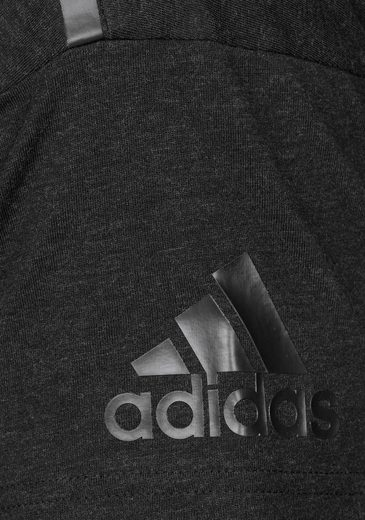 adidas Performance T-Shirt ZNE TEE 2 WOOL
