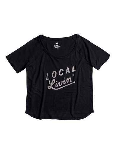 Roxy T-Shirt Fashion Friend Local Livin - T-Shirt