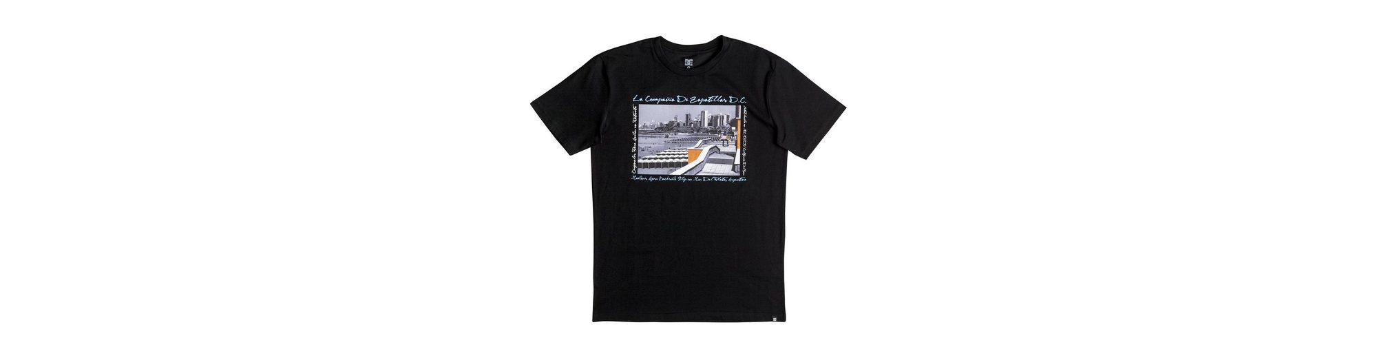 DC Shoes T-Shirt Madars Argentina - T-Shirt Auslass Schnelle Lieferung Rabatt-Websites XuZY6ZW