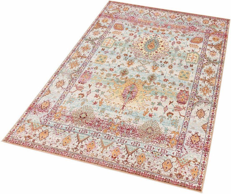 Schöner wohnen teppich  Teppich, SCHÖNER WOHNEN KOLLEKTION, »Shining 4«, Höhe: 5 mm ...