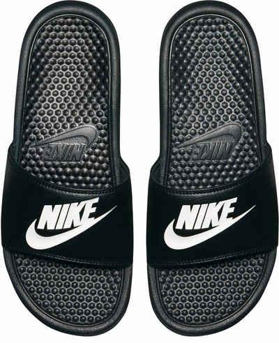 big sale b15e9 31ec2 Nike Sportswear »Benassi Just do it« Badesandale