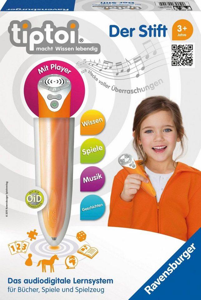 Ravensburger tiptoi® Stift mit Player, »Der Stift«