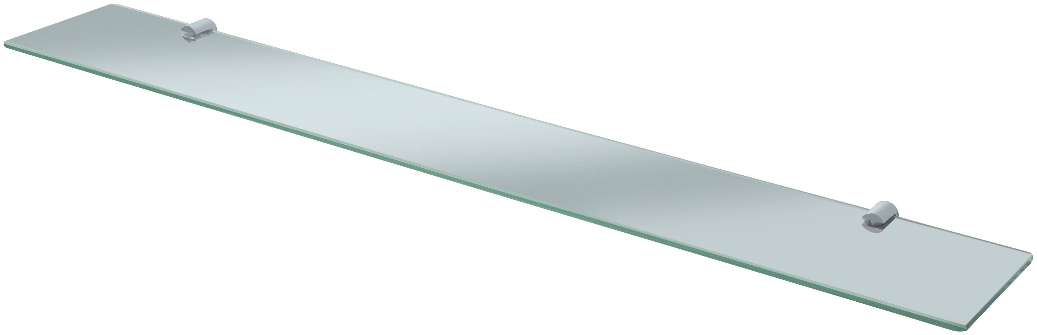 Glasregal / Glasablage , Breite 60 cm