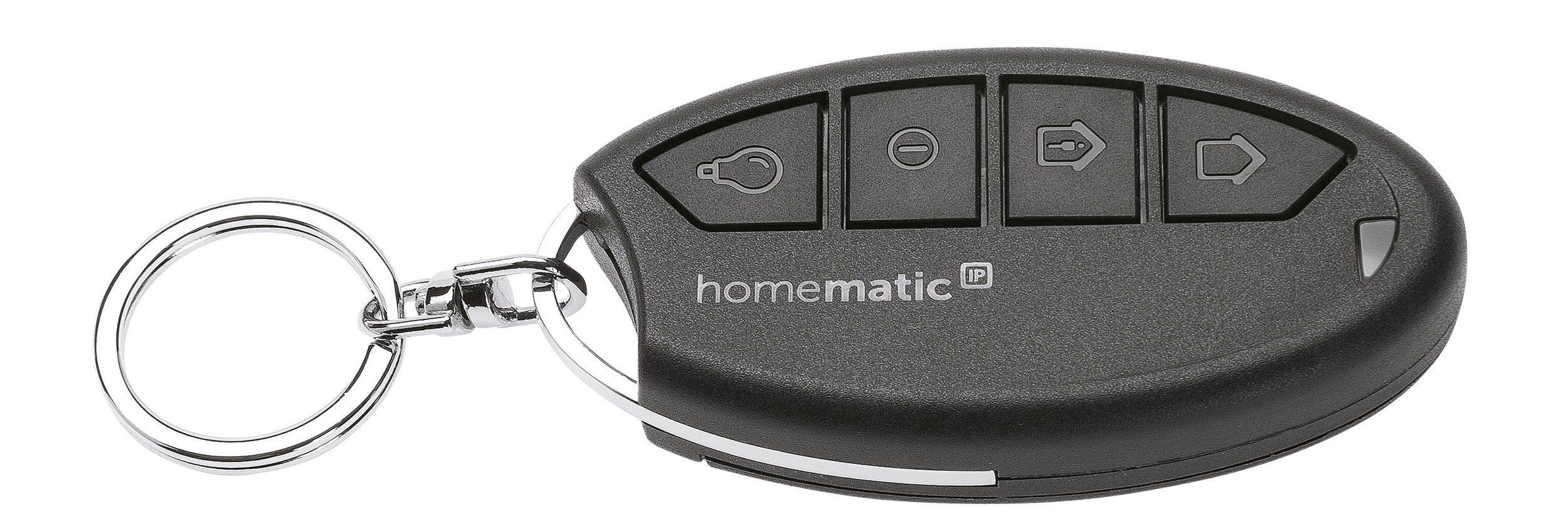 Homematic IP Smart Home - Sicherheit »Schlüsselbundfernbedienung - Alarm - HmIP-KRCA«