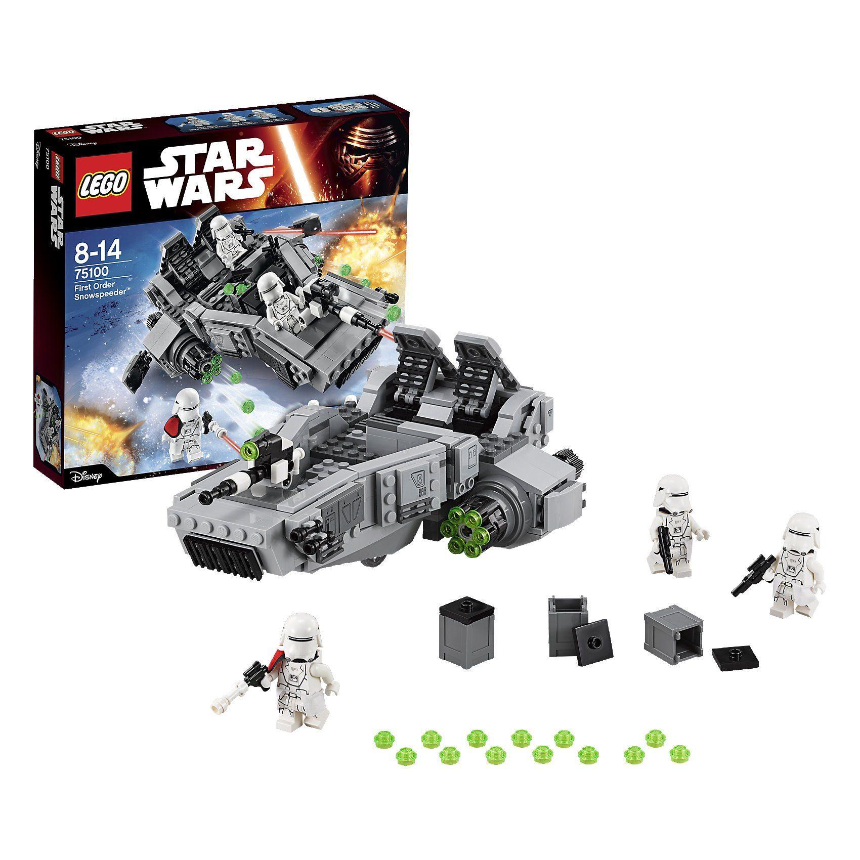 LEGO® 75100 Star Wars: First Order Snowspeeder