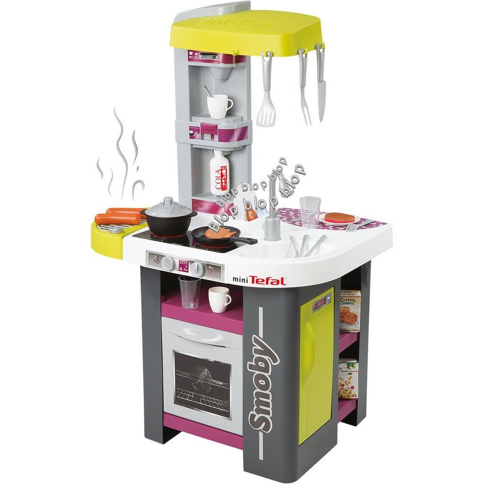 Smoby Tefal Studio Barbecue Spielküche kaufen