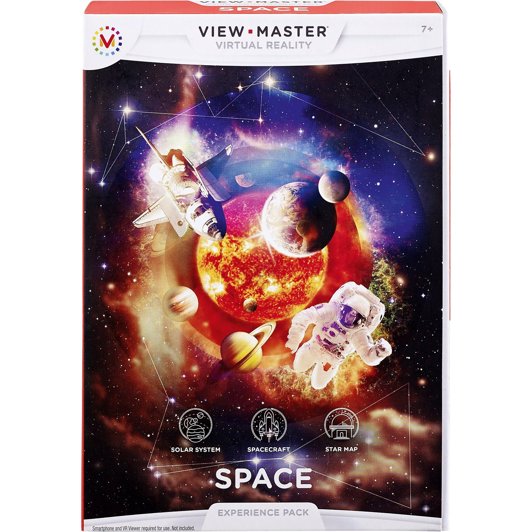 Mattel® View-Master Erweiterung Themenwelt Weltraum